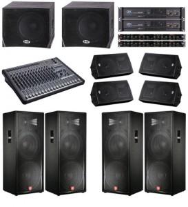Sewa- Sound- System- di- Solo
