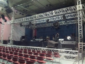 Rigging dan Sound System